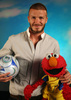 david beckham and elmo