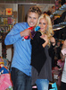 heidi montag and spencer pratt holiday time