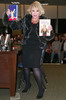 joan rivers promotes her book