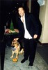 lionel richie with oscar the dog