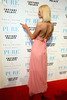 paris hilton celebrates her shoe line at pure