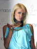 paris hilton shoe launch
