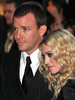madonna and guy ritchie at the rocknrolla premiere