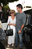 simon cowell at the ivy with his mum julie