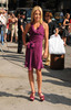 kelly ripa outside the ed sullivan theatre