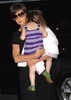 katie holmes with suri in manhattan