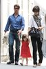 tom cruise, katie homes and suri cruise