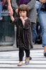 suri cruise out and about in NYC