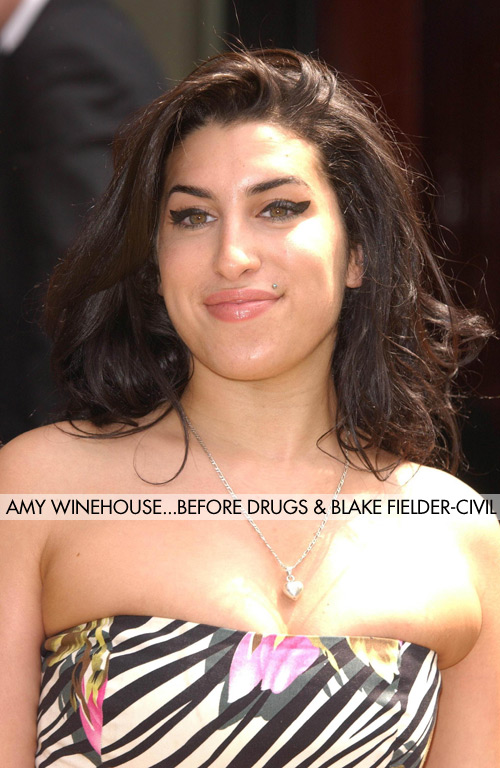 Amy winehouse before the drugs