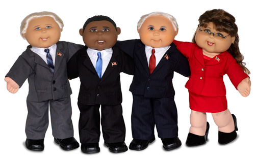 political cabbage patch