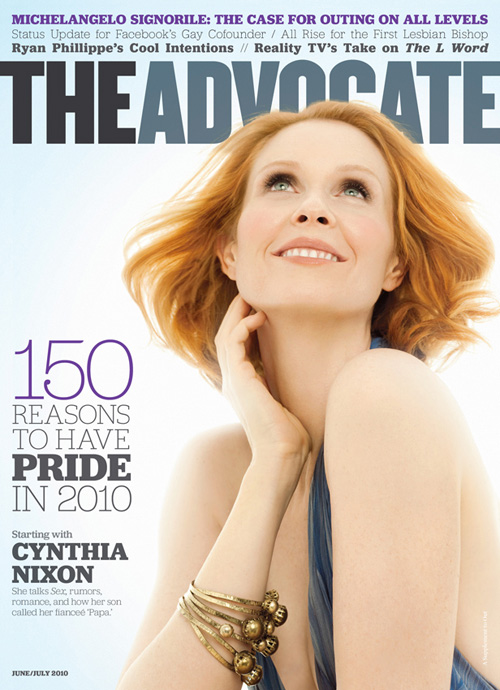 cynthia nixon advocate 1 Young nude woman by Svetlana Khvorostova   Stock Photo