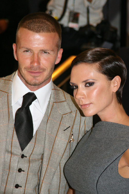 david victoria beckham logo. 2010 david beckham and