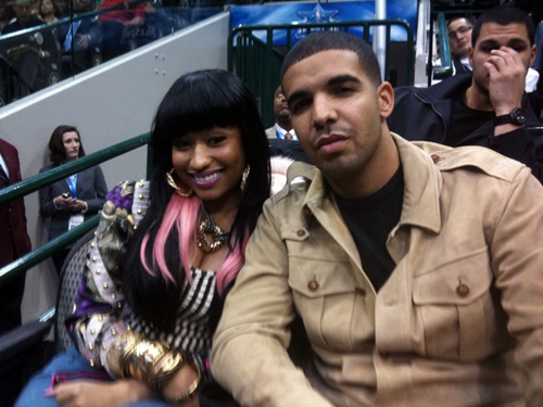 drake and nicki minaj dating