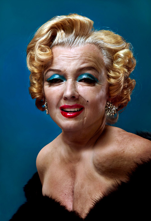 If Marilyn Monroe Were Alive Today…