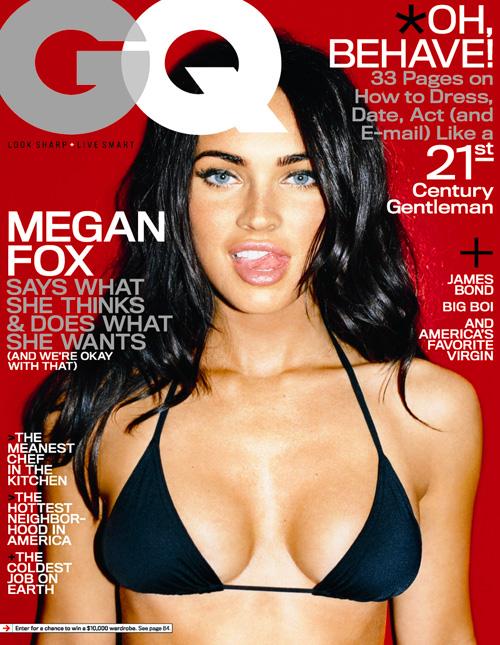 playboy pictures of megan fox