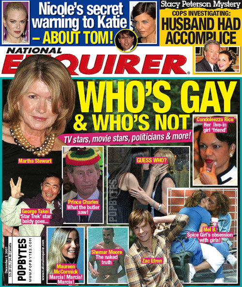 Stories The National ENQUIRER Actually Got Right « The ...