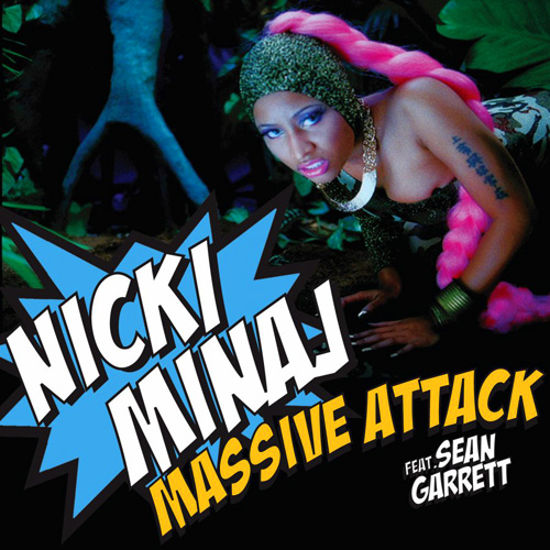 video fix: nicki minaj's 'massive attack'