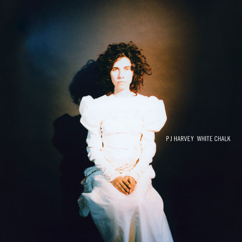 pj harvey, white chalk