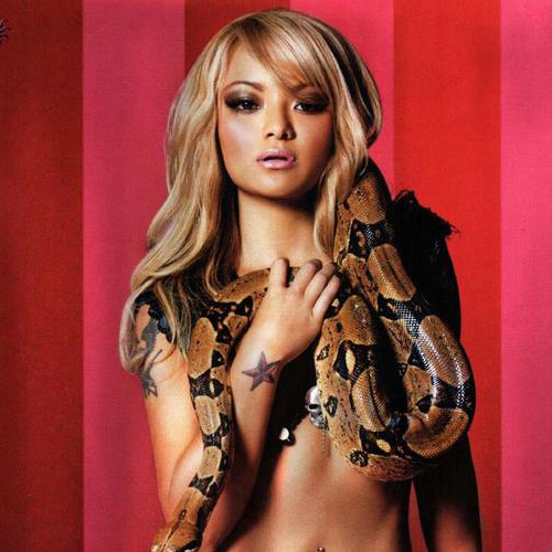 People are fighting over Tila Tequila's sex tape. WUT?