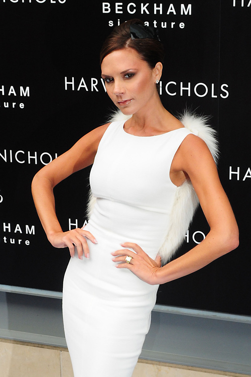 victoria beckham hot photos. victoria beckham#39;s signature