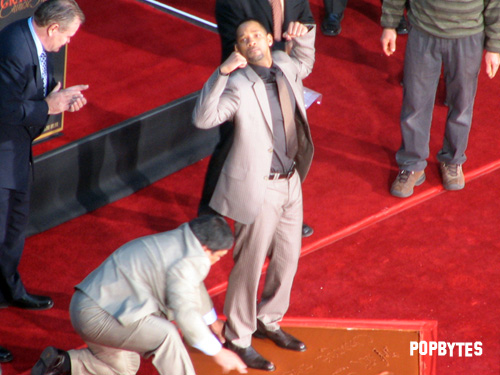 foot-prints_Will Smith gets star on Walk of Fame