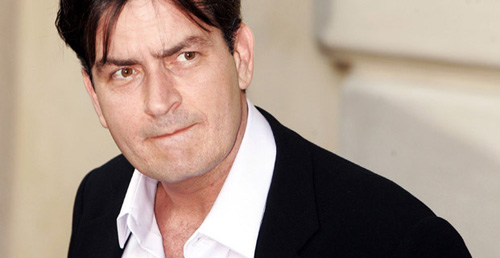 Charlie Sheen is in rehab … again!