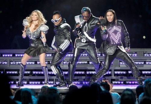 The Black Eyed Peas just ruined music forever!