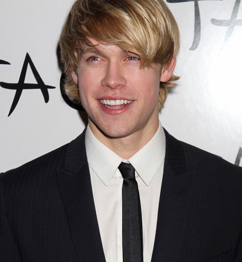Just Because He's Cute: Chord Overstreet