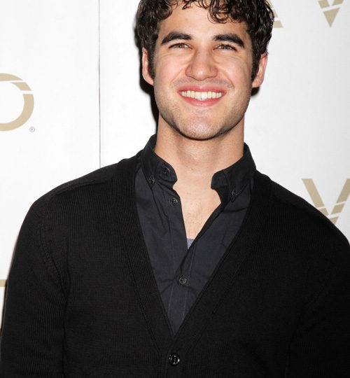 Cutie Darren Criss celebrates turning 24!