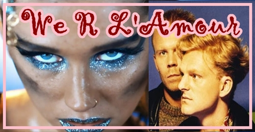 We R L'Amour: Ke$ha vs. Erasure