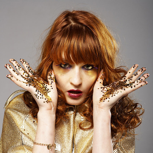 Florence + The Machine: Back at it!