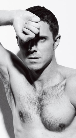 One day in the life of (hottie) Jake Shears!