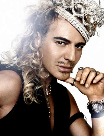 FashionBytes: Galliano suspended from Dior!