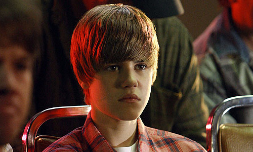 Justin Bieber dies on another TV show!