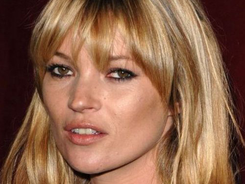 Kate Moss got her mess on at a sex shop!