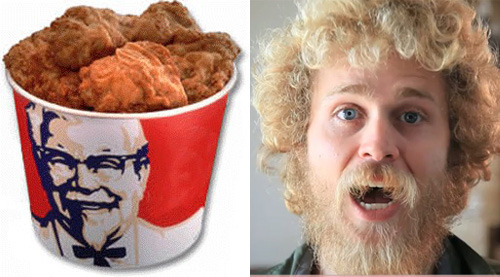 Spencer Pratt for Kentucky Fried Chicken
