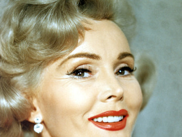 Is Zsa Zsa Gabor made of steel? Go her at age 94!
