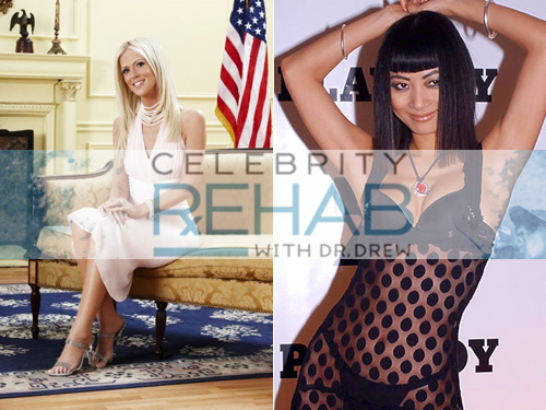 Celebrity Rehab starts off with a bang!