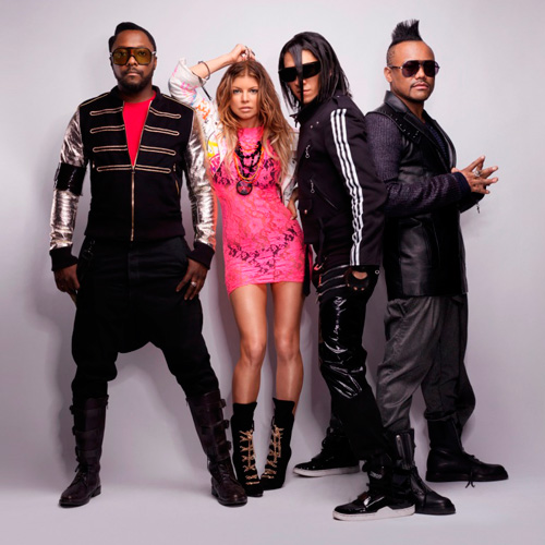 Video Fix: Black Eyed Peas 'Just Can't Get Enough'