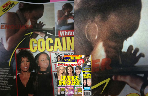 Bobbi Kristina doing coke? Oh hell to the no!