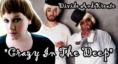 Crazy in the Deep: Adele vs. Gnarls Barkley