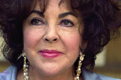 The WBC is picketing Liz Taylor's funeral