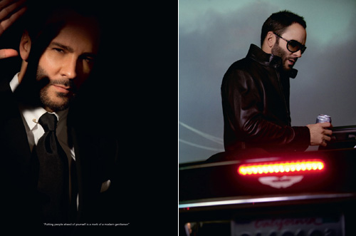 FashionBytes: Because Tom Ford is (almost) always right!