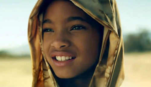 Willow Smith's '21st Century Girl' – the video!