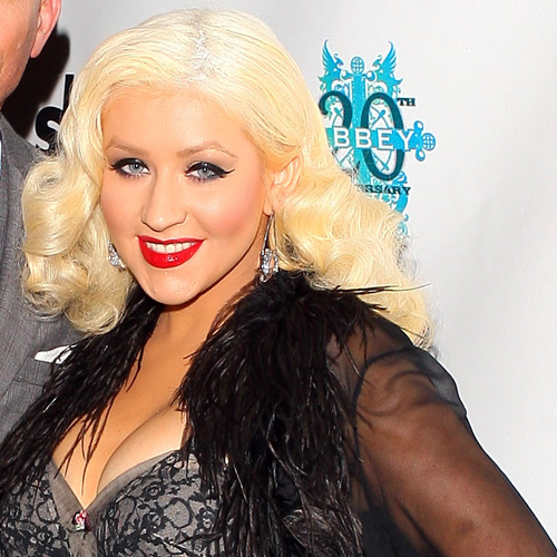 Christina Aguilera: Now on Hollywood's 'Gay Walk Of Fame'