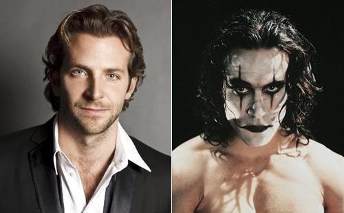 Bradley Cooper is going to ruin 'The Crow'