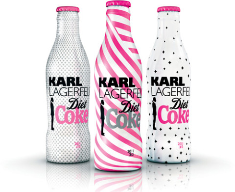 Diet Coke by Karl Lagerfeld