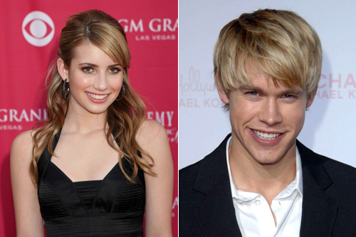 New Couple: Emma Roberts and Chord Overstreet?