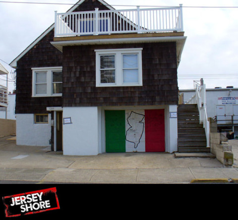 'Jersey Shore' house