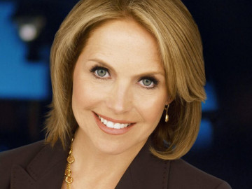Katie Couric is leaving the CBS Evening News!